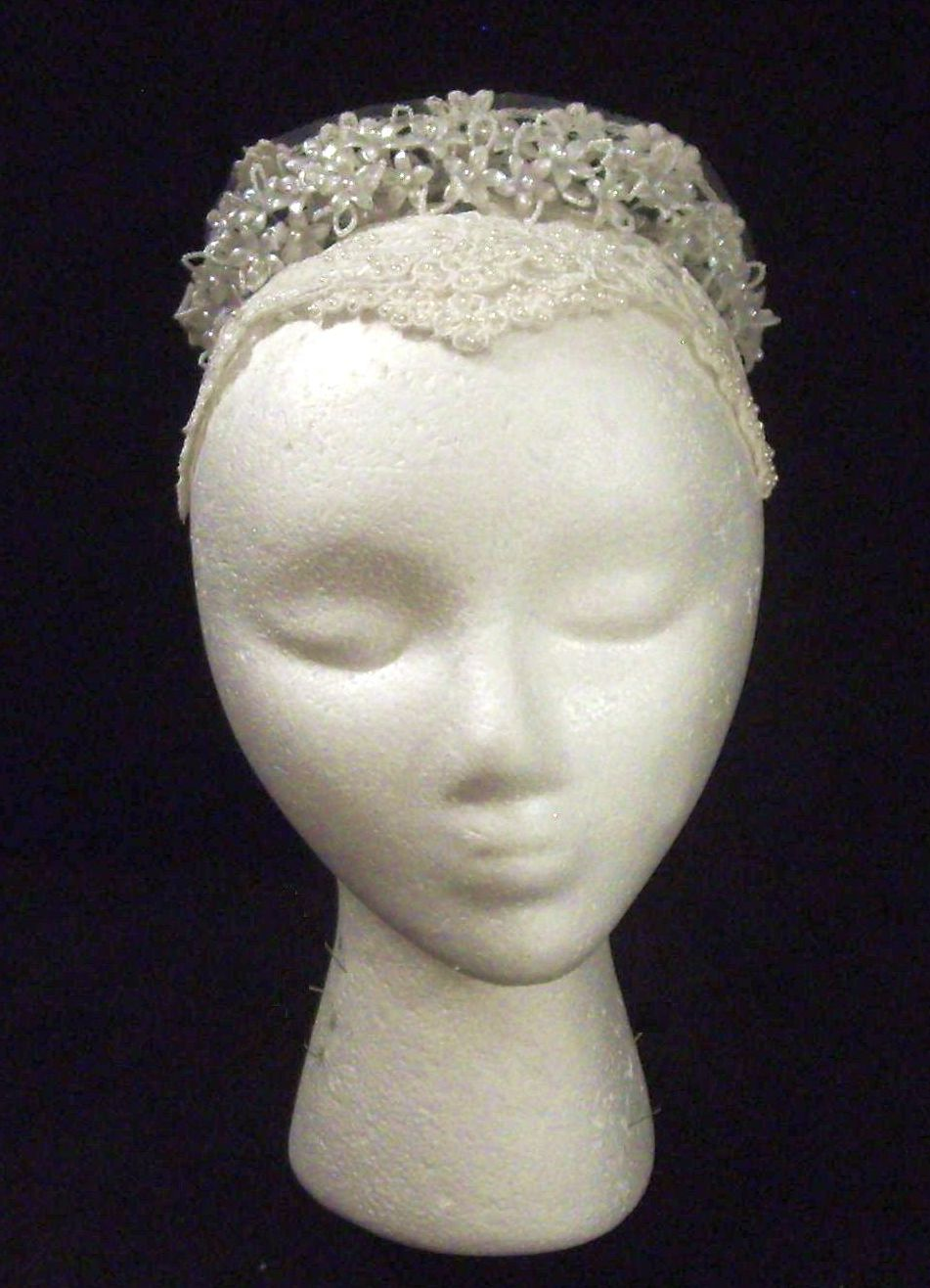 Couture Tiara and Wedding Veil - Reproductions