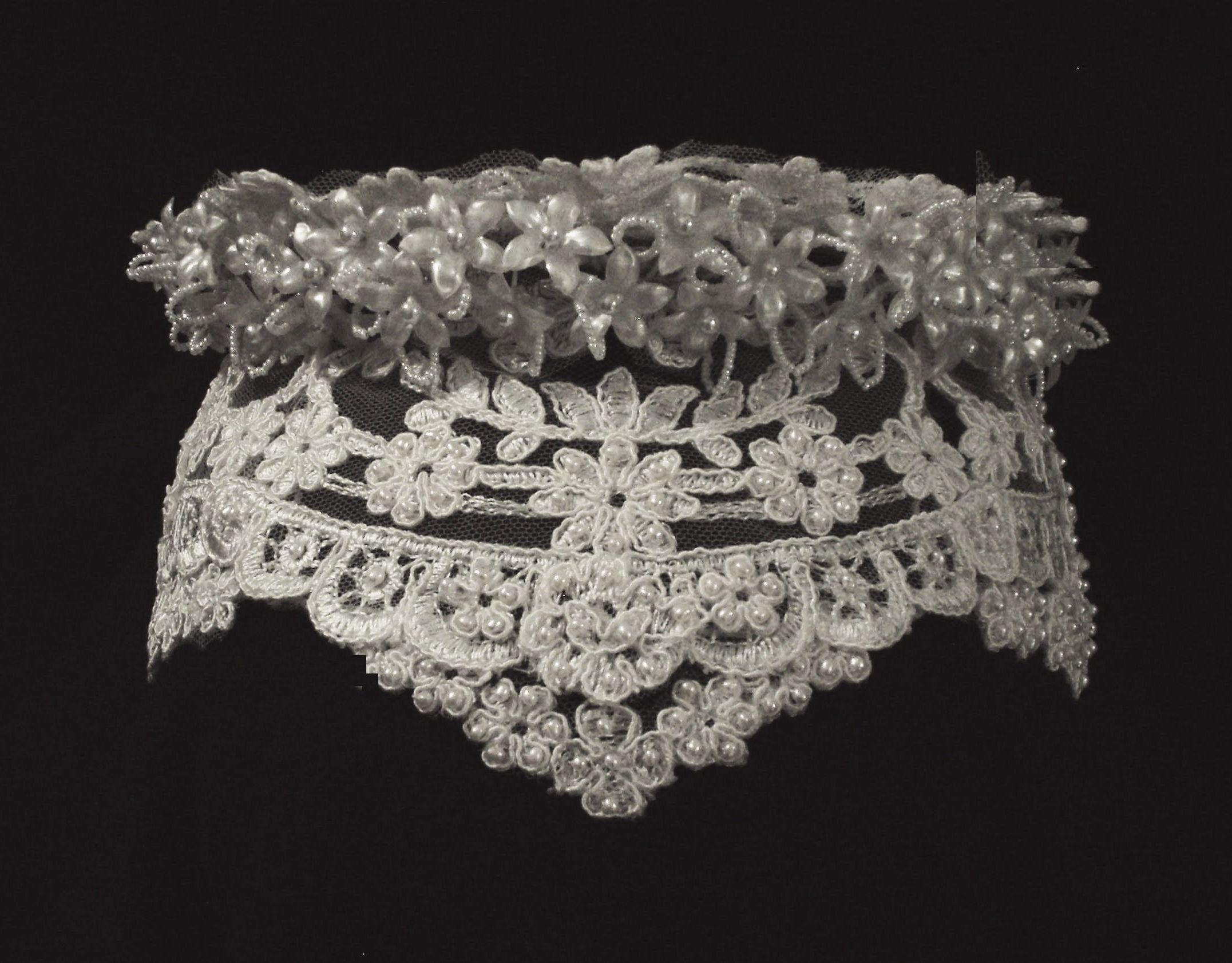 Couture Tiara And Wedding Veil Reproductions