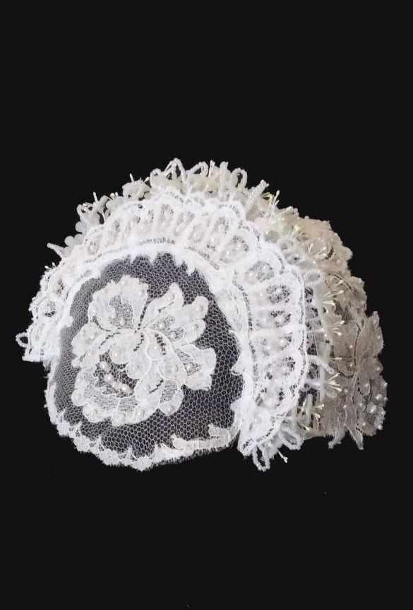 Grace Kelly Wedding Headpiece Reproduction